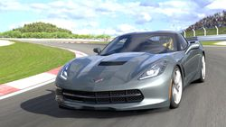 Gran Turismo 5 - 2014 Corvette Stingray - 2