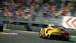 Gran Turismo 6 - Toyota FT-1 Concept - 2
