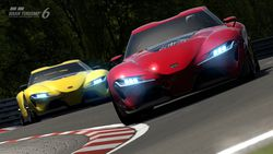 Gran Turismo 6 - Toyota FT-1 Concept - 4