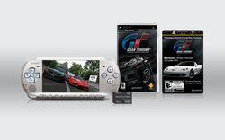 Gran Turismo PSP - bundle PSP 3000
