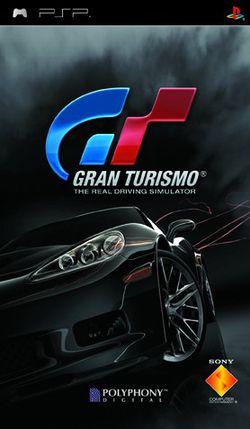 Gran Turismo PSP - pochette