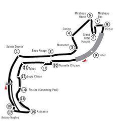 Grand Prix F1 Monaco