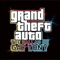 Grand Theft Auto The Ballad of Gay Tony - Logo