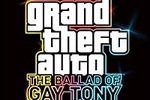 Grand Theft Auto The Ballad of Gay Tony - Logo