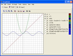 GraphCalc screen1