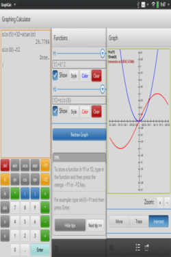 GraphCalc screen2