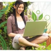 Green IT logo pro