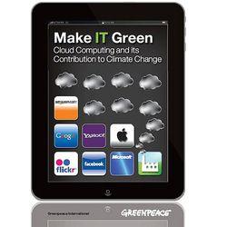 Greenpeace rapport logo pro