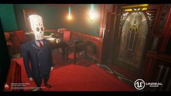 Grim Fandango - Unreal Engine 4 - 7