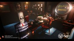 Grim Fandango - Unreal Engine 4 - 9