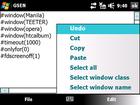 Gsen : forcer la rotation d'écran pour HTC Touch Diamond