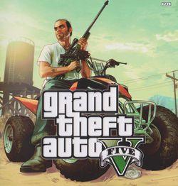 GTA 5 - artwork
