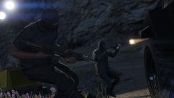 GTA 5 - braquages en ligne - 15