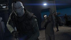 GTA 5 - braquages en ligne - 30