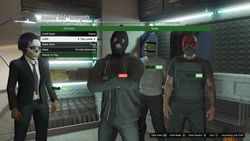 GTA 5 - braquages en ligne - 6