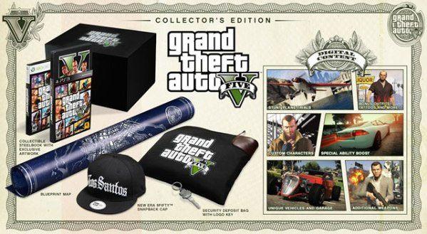 GTA 5 collector