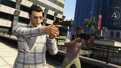 GTA 5 - mise à jour Business - 1