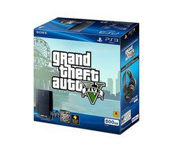 GTA 5 - pack PS3
