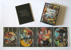 GTA 5 PC - DVD boite