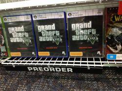 GTA 5 - precommande PC