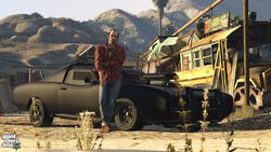 GTA 5 - PS4 Xbox One PC - 2