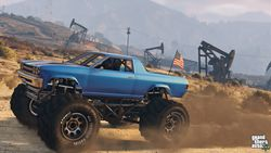 GTA 5 - PS4 Xbox One PC - 8
