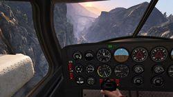 GTA 5 - vue FPS - 1