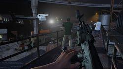 GTA 5 - vue FPS - 5