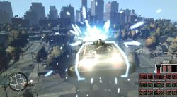 GTA IV - mod Retour vers le Futur - 1