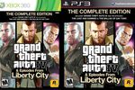 GTA IV : The Complete Edition - pochettes