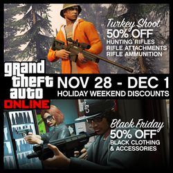 GTA Online - promotion