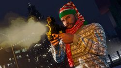 GTA Online - surprise festive - 1
