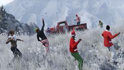 GTA Online - surprise festive - 2