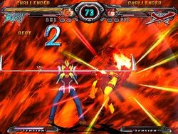 Guilty gear xx accent core image 2