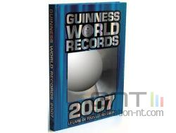 Guinness world records 2007 small