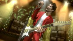 Guitar Hero 5 - Matthew Bellamy - 1