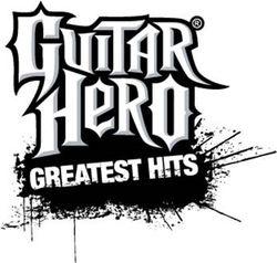 Guitar Hero : Greatest Hits - logo