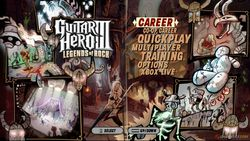 Guitar Hero III : Legends of Rock   3