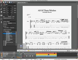 Guitar Pro 6 screen 2