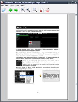 Haihaisoft PDF Reader screen1