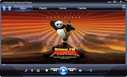 Haihaisoft Universal Player screen2