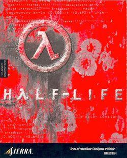 Half Life   pochette