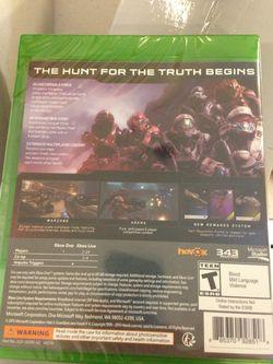 Halo 5 Guardians - boite