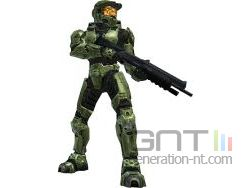 Halo master chief small