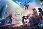 Halo Online : vidéos de gameplay des cartes du free to play sur PC