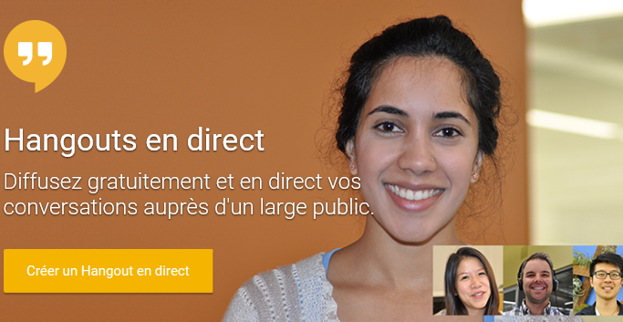 Hangouts-en-direct
