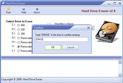 Hard Drive Eraser