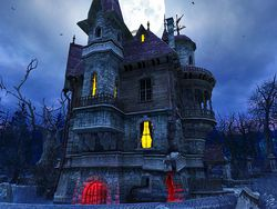 Haunted House 3D screen 4