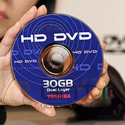 Hd dvd son