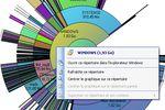 HDGraph : obtenir un graphique représentant les données de son disque dur